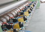 Non-woven fabric production line