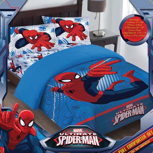 迪斯尼卡通套件-蜘蛛侠