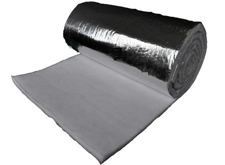 板式太阳能隔热保温聚酯棉(1)