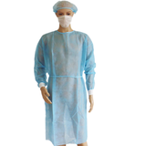 Non-woven gown